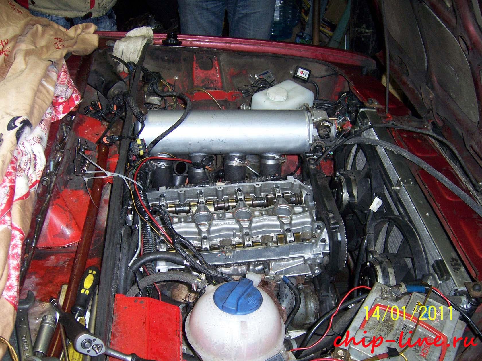 Тюнинг двигателя как сделать 568